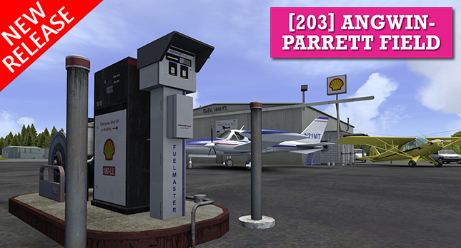 New Airfield Release!