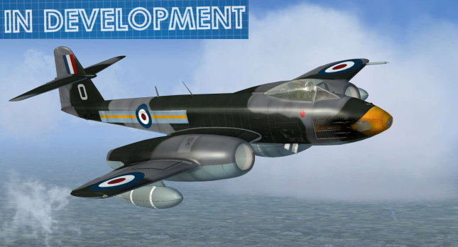 Announcing the Meteor F.8/FR.9