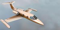 LJ24B Business Jet