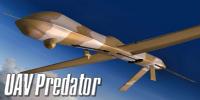 UAV Drone Flying!