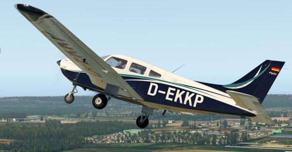 PA-28-181 Archer TX/LX