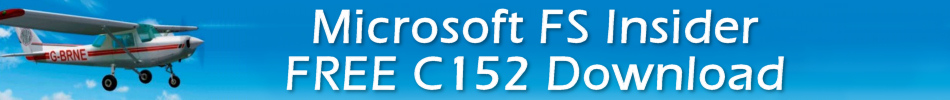 Microsoft FS Insider FREE C152 Download
