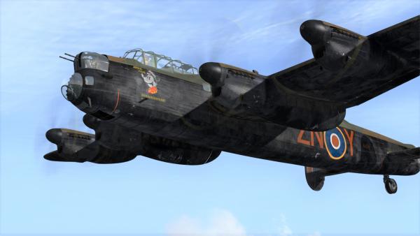 Aeroplane Heaven Lancaster B Mk.I