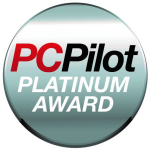 PC Pilot Platinum Award