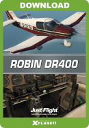 Robin DR400 (for X-Plane 11)