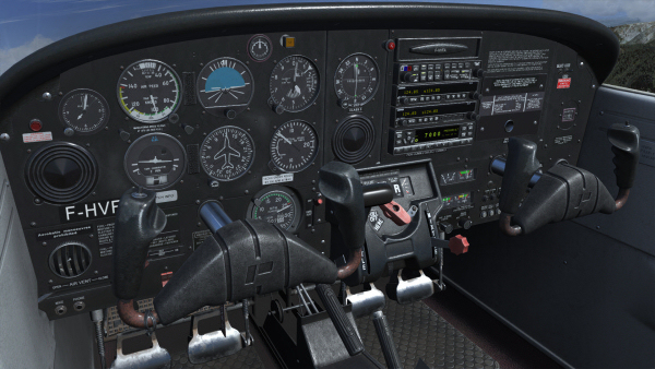 PA-38 Tomahawk (for P3D & FSX)