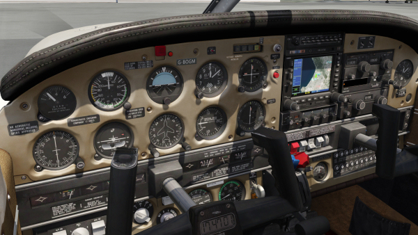 PA-28RT-201T Arrow IV (for Aerofly FS 2)