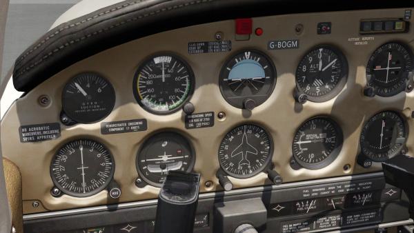 PA-28R Turbo Arrow III/IV for Aerofly FS 2