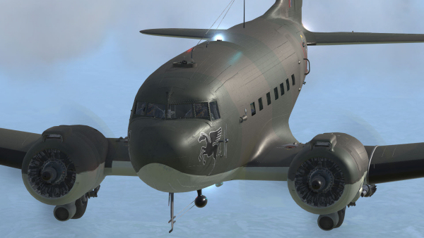 Aeroplane Heaven C-47 Skytrain