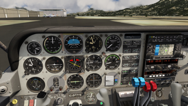Duchess Model 76 for Aerofly FS 2