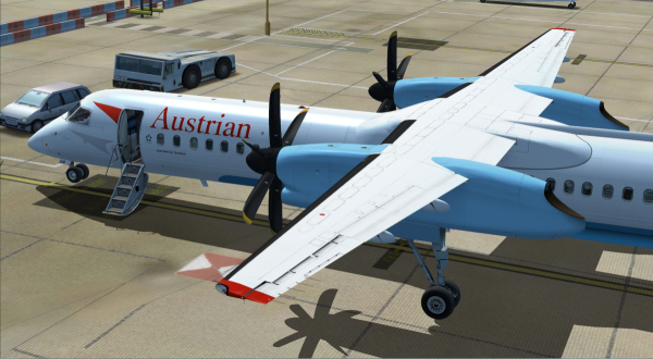 Majestic Software Dash 8 Q400 PRO for P3D v4