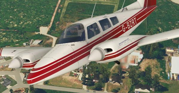 Duchess Model 76 (for X-Plane 11)