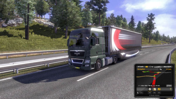 Euro Truck Simulator GOLD Edition