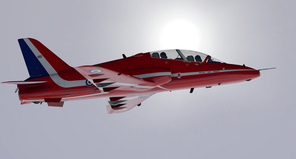 Hawk T1/A Advanced Trainer (X-Plane 11)