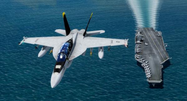 DC Designs F/A-18 E, F & G Super Hornet
