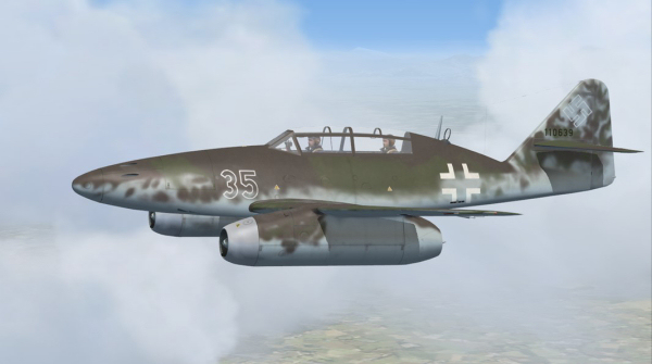 Flight Replicas Messerschmitt Me 262A and B