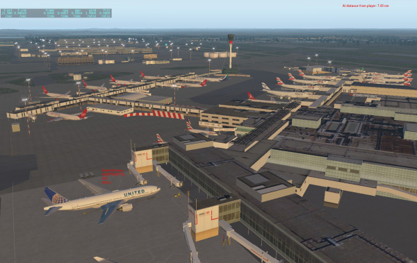 Traffic Global for X-Plane 11
