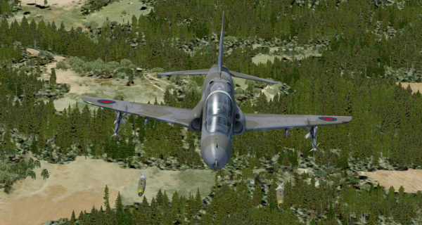 Hawk T1/A Advanced Trainer - TacPack Edition