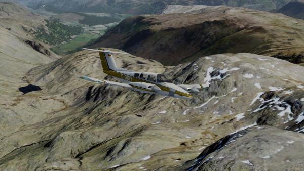VFR Real Scenery NexGen 3D – Vol. 3: Northern England
