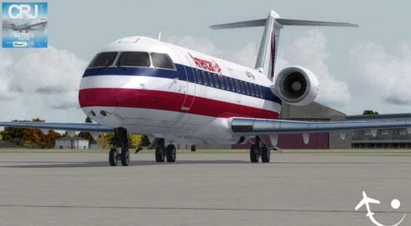 Virtualcol FS - CRJ Series Pack v2.0