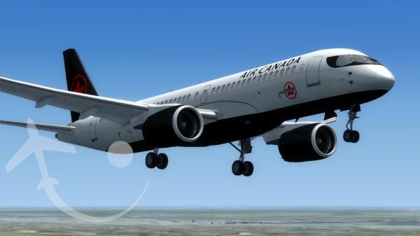 Virtualcol FS - Airbus A220 Series Pack