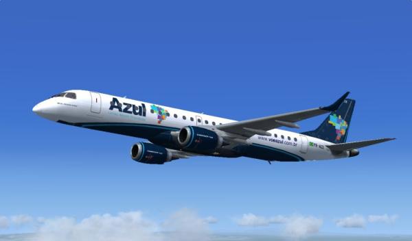 Virtualcol FS - Embraer 190-195 Regional Jets X
