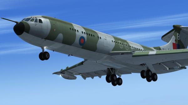 VC10 Professional - Standard, Super & RAF