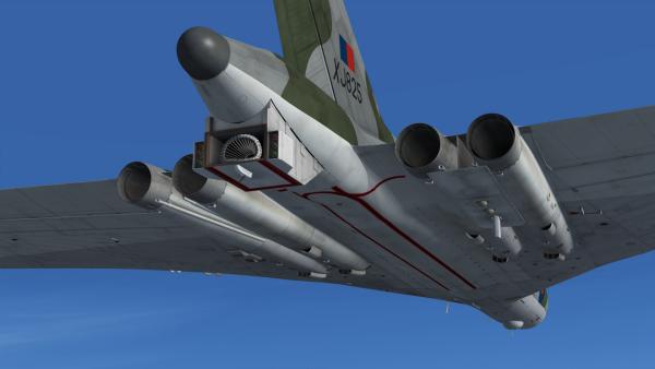 Avro Vulcan B Mk. 2 K.2 & MRR Expansion Pack