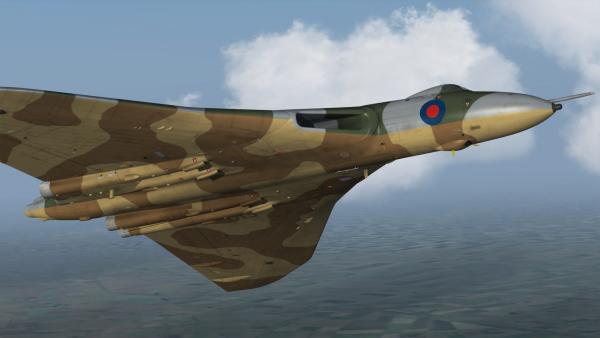 Avro Vulcan B Mk. 2