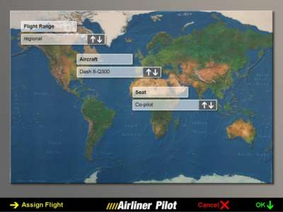 Screen shot for Airliner Pilot (Download)