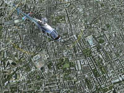 Screen shot for VFR Real Scenery - London