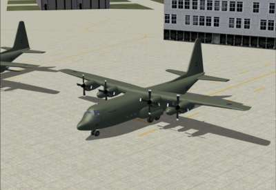 Screen shot for Traffic PlusPak - Military Aircraft 2