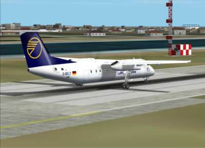 Screen shot for Dash 8-300 Professional (Download)