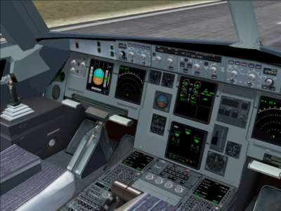 Screen shot for A320 Professional
