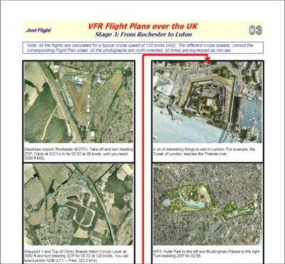 how to plan a vfr flight