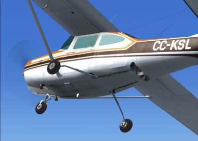 Screen shot for Carenado C182RG Skylane II (FOR FSX)