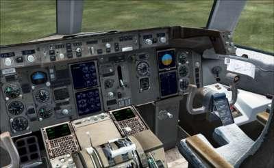 Screen shot for 757 Captain