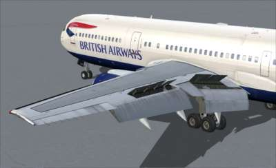 Screen shot for 767-200/300 Series FOR FSX (Download)