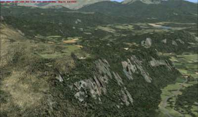 Lake District (VFR Real Scenery 10m Mesh)