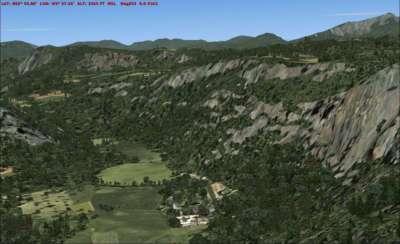 Snowdonia (VFR Real Scenery 10m Mesh)