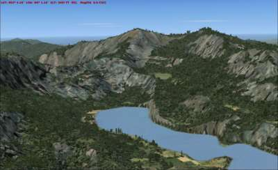 Snowdonia 2 (VFR Real Scenery 10m Mesh)