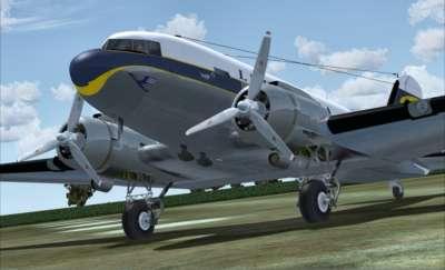 Screen shot for DC-3 - Legends of Flight (Download)