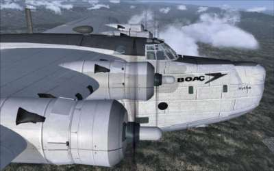Screen shot for Sunderland Flying Boat (First Class Simulations)