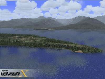 Screen shot for Flight Simulator X GOLD