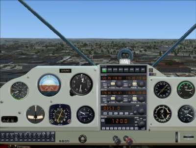 Screen shot for Discover Europe (First Class Simulations)