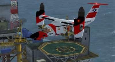 Screen shot for Tilt Rotor