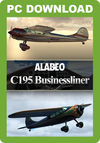 Alabeo C195 Businessliner (for FSX or P3D)