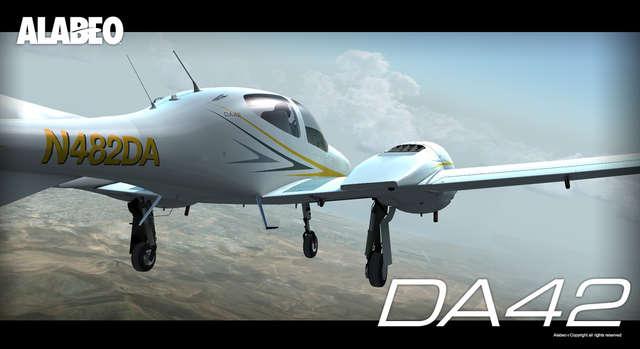 Alabeo DA42 Twin Star (for FSX & P3D)
