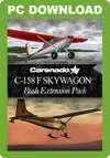 Carenado C185F Skywagon Bush (for X-Plane)