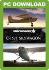 Carenado C185F Skywagon (for X-Plane)